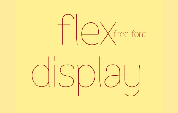 Flex Display