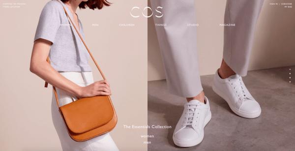 COS online store