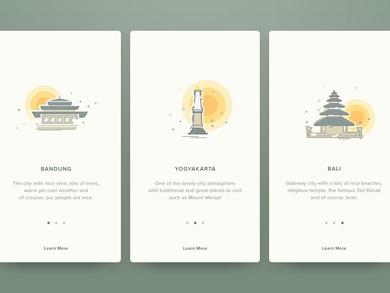 Cities by Anton Chandra