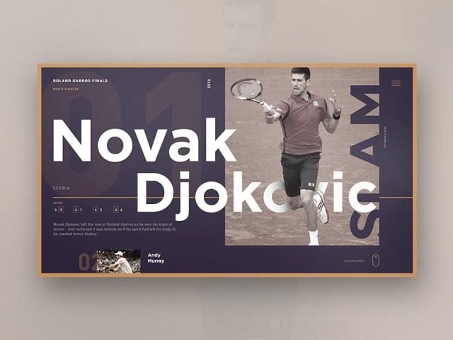 Roland Garros Finals / Men's singles