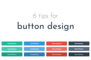 UIデザインの要・ボタンデザインのポイント6つと、トレンドを遡る
