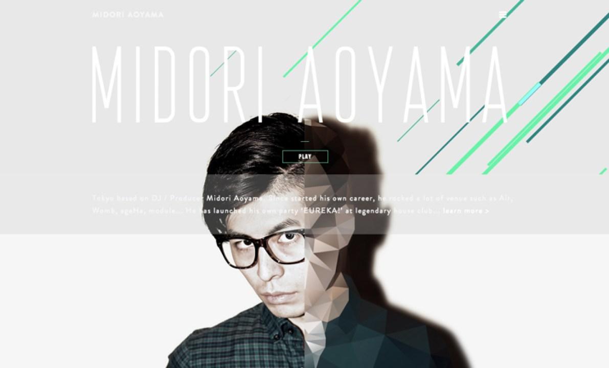 MIDORI AOYAMAの画像