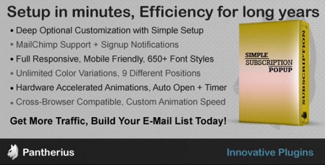25. Simple-Subscription-Popup