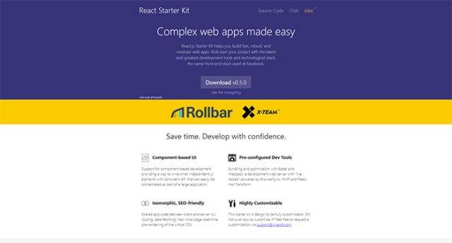 reactstarter.com