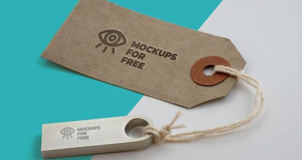 Logo Mockup Template