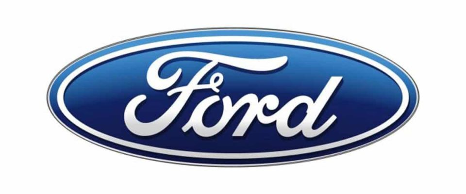 フォード 2003年のロゴ