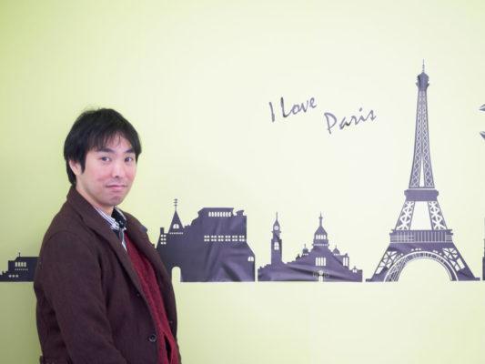地理人 in Paris