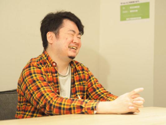 yamajetさん 笑顔