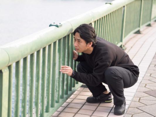 大川竜弥 警戒