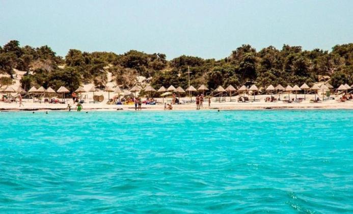 christi island Crete tour