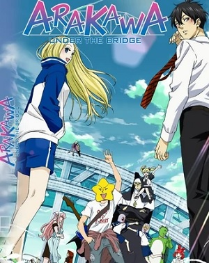 Assistir Arakawa Under the Bridge Episódio 7