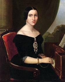 Giuseppina, cuando todavía era una diva y triunfaba sobre los escenarios de media Europa