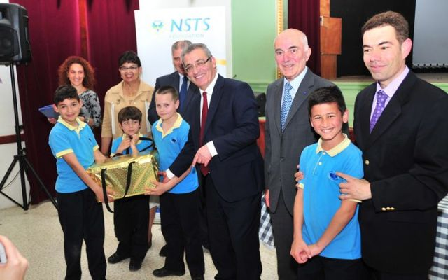 'Universe in Box' educational kits awarded to two Gozitan schools
