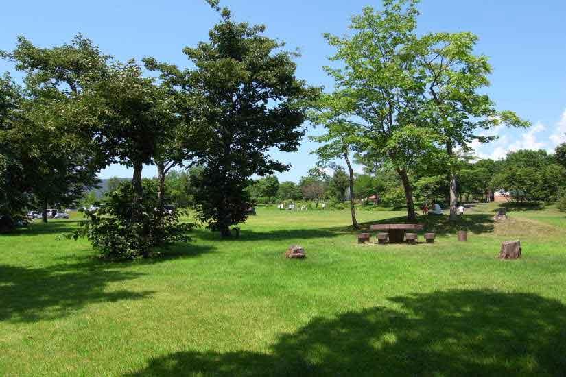 月山・弓張平公園