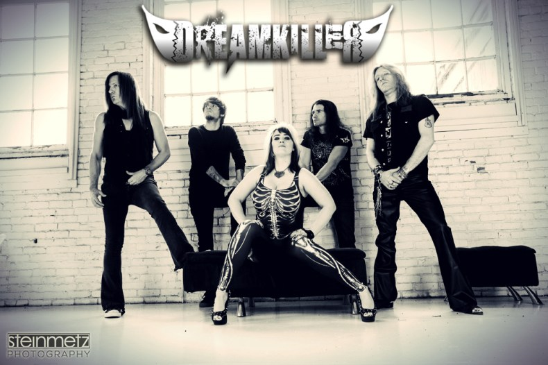 ReverbNation Featured Artist Dreamkiller
