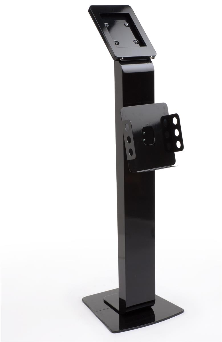 IPad Kiosk Enclosure Tablet Holder With Display Stand