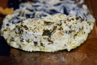 Otro queso de cabra aliñado Hortensias de Eneas Torres