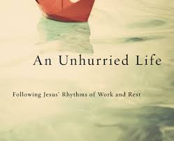 unhurried life