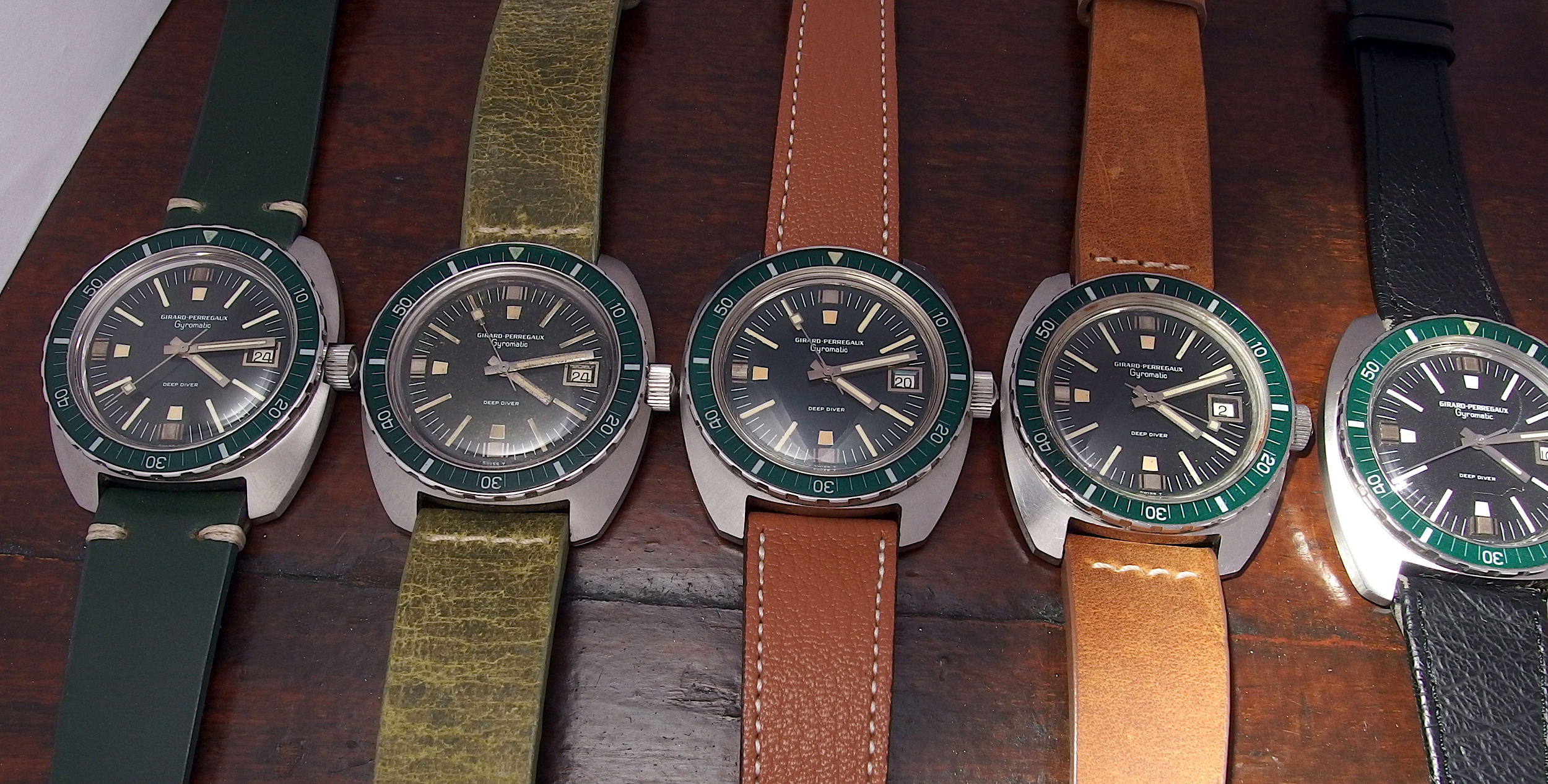 anything/else: Watch collecting, how much is enough?