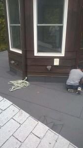 Winnipeg Flat roof installer