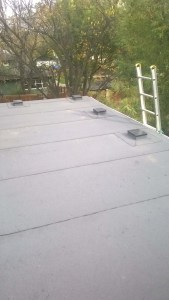 Flat Roof Winnipeg