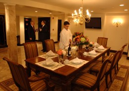 Generoso Pope Foundation Tuckahoe David Dining Room