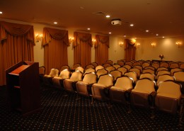 Generoso Pope Foundation Tuckahoe David Lecture Hall