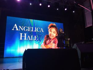 Generoso Pope Foundation Tuckahoe NY Music Festival Angelica Hale