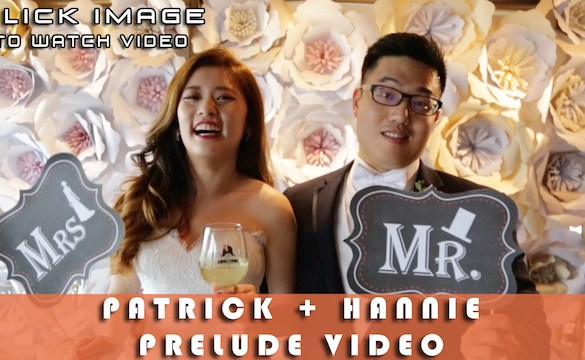Patrick & Hannie Screenshot Thumbnail for Prelude Video 640 x 360 White Titles