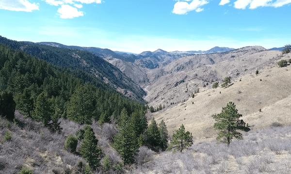 Golden Canyon – 1st Canyon Long Flight