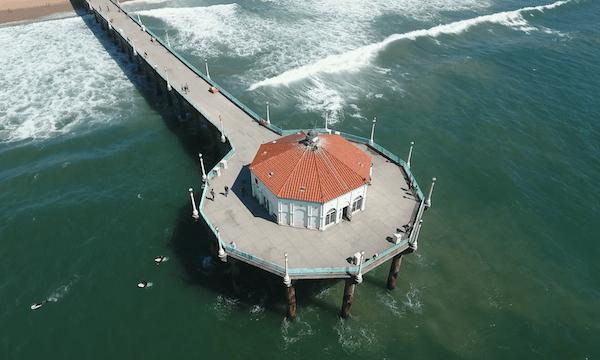Manhattan Beach – Circle Around Pier #2