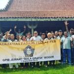 Kebaktian Padang dan Mancing Mania PELKAT PKB