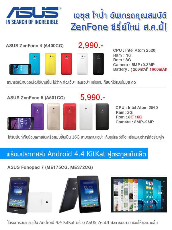 Asus ZenFone New