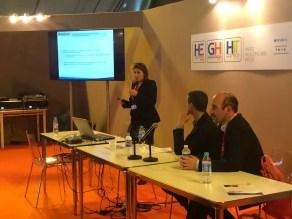 Conférence Paris HealthCare Week 2