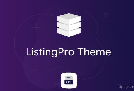 Listing Pro WordPress Theme Download