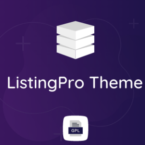 Listing Pro WordPress Theme Download