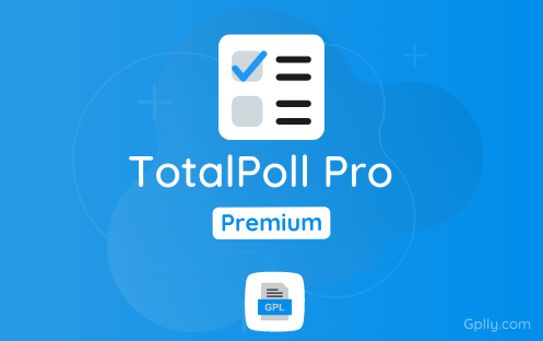 TotalPoll Pro GPL Plugin Download