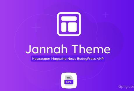 Jannah WordPress Theme Download