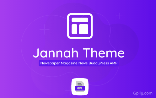 Jannah WordPress Theme Download