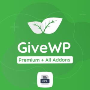 givewp GPL Plugin Download