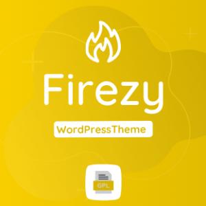 Firezy GPL Theme Download