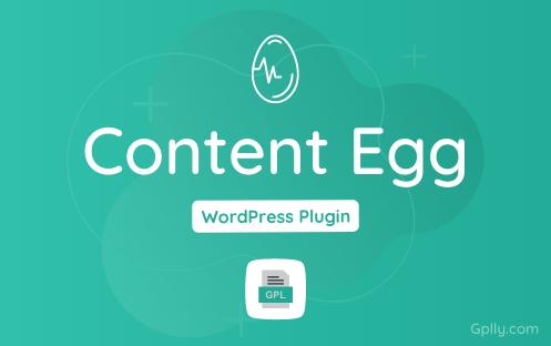 Content Egg GPL Plugin Download