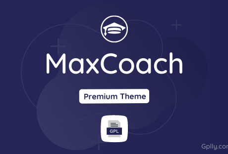 MaxCoach GPL Theme Download
