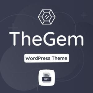 TheGem GPL Theme Download