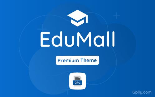 EduMall GPL Theme Download