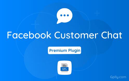 Facebook Customer Chat GPL Plugin Download