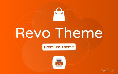 Revo GPL Theme Download