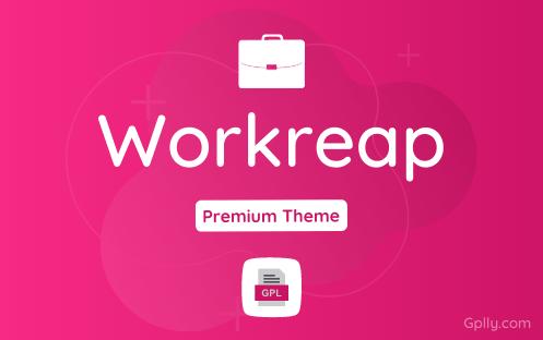 Workreap GPL Theme Download