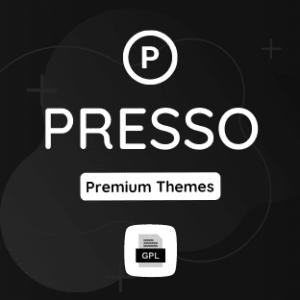PRESSO GPL Theme Download