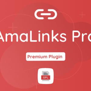 AmaLinks Pro GPL Plugin Download